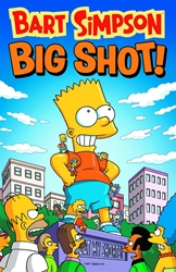 Picture of Bart Simpson Big Shot SC