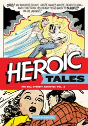 Picture of Bill Everett Archives Vol 02 HC Heroic Tales