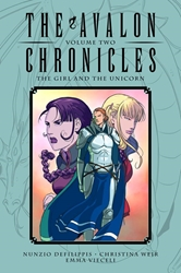 Picture of Avalon Chronicles Vol 02 HC