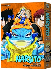 Picture of Naruto 3-in-1 Vol 05 SC