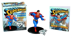 Picture of Superman Collectible Figurine and Pendant Kit