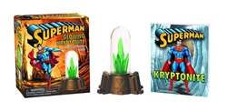 Picture of Superman Glowing Kryptonite and Illustrated Book Mega Mini Kit