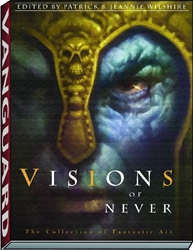 Picture of Visions of Never Collection Fantasy Art SC