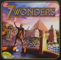 Picture of 7 Wonders Board Game