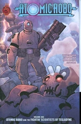 Picture of Atomic Robo TP VOL 01 Fighting Scientists of Tesladyne