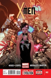 Picture of X-Men #2 Now