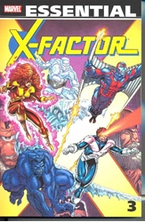 Picture of Essential X-Factor TP VOL 03