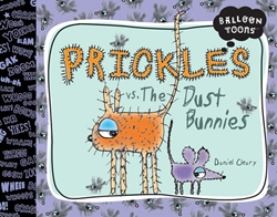 Picture of Balloon Toons Prickles vs the Dust Bunnies HC