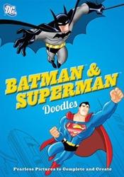 Picture of DC Comics Batman and Superman Doodles