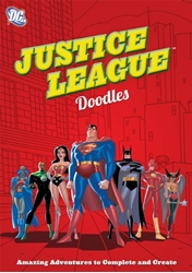 Picture of DC Comics Justice League Doodles