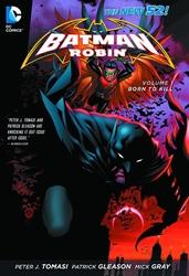 Picture of Batman and Robin (2011) Vol 01 SC Born to Kill
