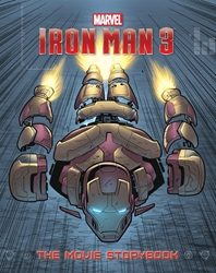 Picture of Iron Man 3 Movie Storybook HC