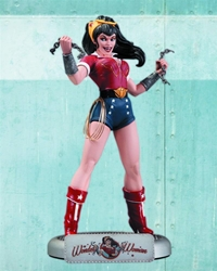 Picture of DC Comics Bombshells Wonder Woman Statue