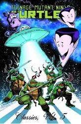 Picture of Teenage Mutant Ninja Turtles Classics Vol 05 SC