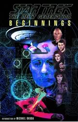 Picture of Star Trek Classics Vol 04 SC Beginnings