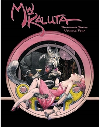 Picture of Michael Kaluta Sketchbook Series Vol 04 SC