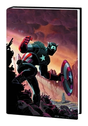 Picture of Captain America (2013) Vol 01 HC Castaway Dimension Z Book 1
