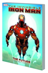 Picture of Invincible Iron Man Vol 11 SC Future