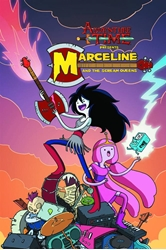 Picture of Adventure Time Marceline and the Scream Queens Vol 01 SC