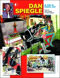 Picture of Dan Spiegle Life In Comic Art SC