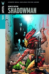 Picture of Valiant Masters Shadowman Vol 01 HC Spirits Within