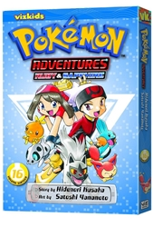 Picture of Pokemon Adventures GN VOL 16