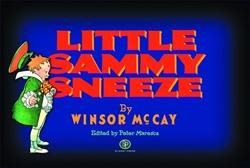 Picture of Little Sammy Sneeze Complete Color Sundays 1904 - 1905 HC
