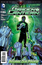Picture of Green Lantern #21