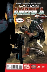 Picture of Captain America (2013) #8