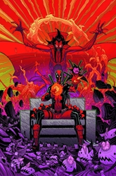 Picture of Deadpool (2013) #12