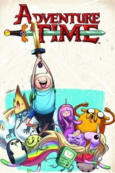 Picture of Adventure Time Vol 03 SC