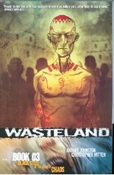 Picture of Wasteland Vol 03 SC Black Steel in the Hour of Chaos