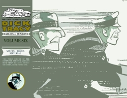 Picture of Complete Chester Goulds Dick Tracy Vol 06 HC