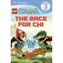 Picture of LEGO Legends of Chima The Race for Chi
