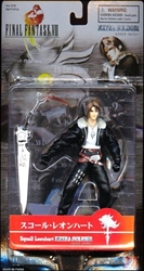 Picture of Final Fantasy 8 Squall Leonhart Extra Soldier Action Figure