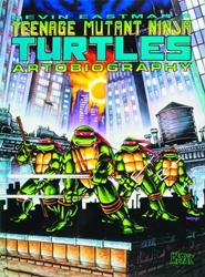 Picture of Teengae Mutant Ninja Turtles Artobiography HC