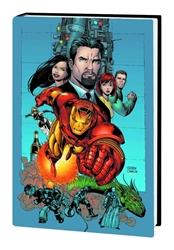 Picture of Iron Man By Kurt Busiek and Sean Chen Omnibus HC