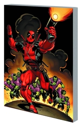 Picture of Deadpool by Daniel Way Complete Collection Vol 01 SC