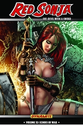 Picture of Red Sonja (2005) Vol 11 SC Echoes of War