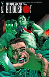 Picture of Bloodshot TP VOL 02 Rise and the Fall