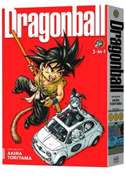 Picture of Dragon Ball 3-in-1 Vol 01 SC