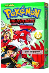 Picture of Pokemon Adventures GN VOL 17