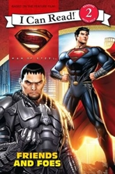 Picture of Man of Steel: Friends and Foes