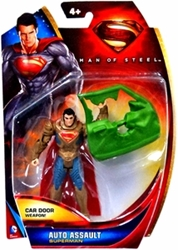 Picture of Man of Steel Auto Assault Superman Action Figure