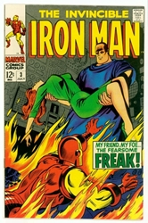 Picture of Iron Man #3