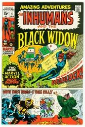 Picture of Amazing Adventures (1970) #4