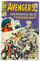 Picture of Avengers #14
