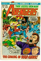 Picture of Avengers #98