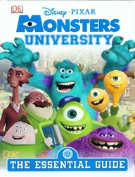 Picture of Monsters University Essential Guide HC