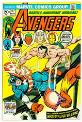 Picture of Avengers #117